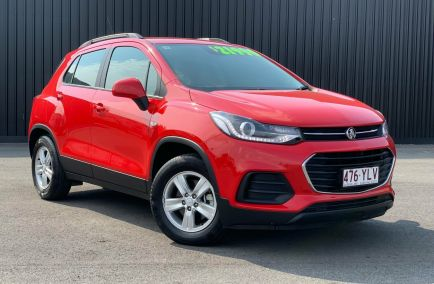 Used 2017 HOLDEN TRAX TJ Wagon 5dr LS Auto 6sp 1.4T