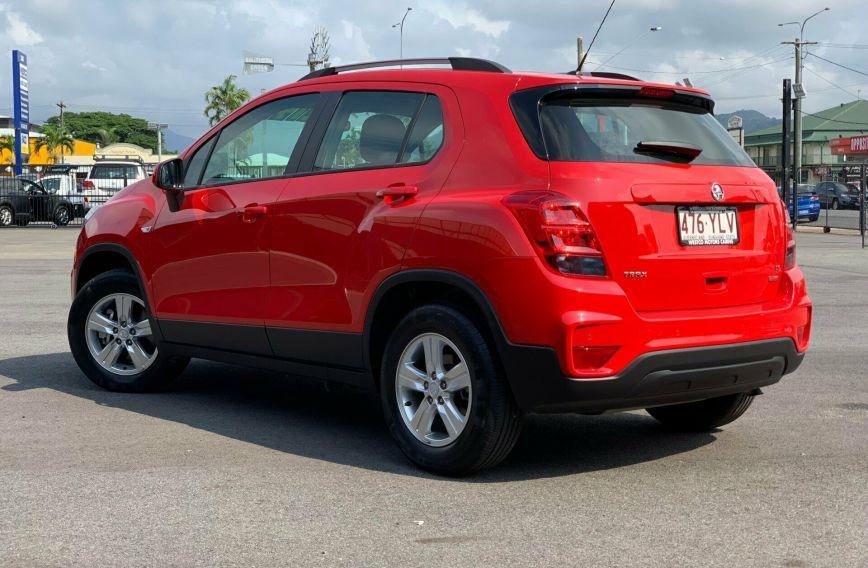 2017 HOLDEN TRAX LS  TJ Turbo Wagon