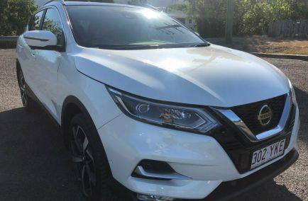 Demo 2018 NISSAN QASHQAI J11 Series 2 Wagon 5dr Ti X-tronic 1sp 2.0i