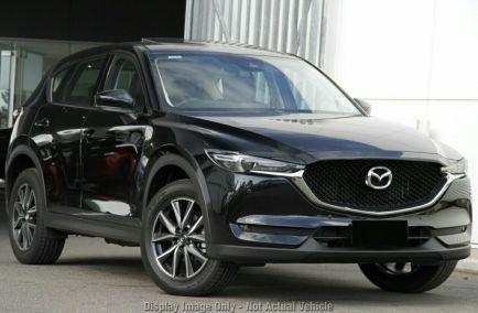 New 2019 MAZDA CX-5 KF4WLA Wagon 5dr GT SKYACTIV-Drive 6sp i-ACTIV AWD 2.5i 458kg