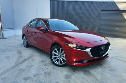 New 2020 MAZDA 3 BP2S7A G20 Evolve Sedan 4dr SKYACTIV-Drive 6sp 2.0i