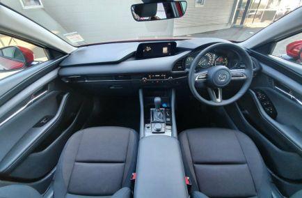 2020 MAZDA 3 G20 Evolve BP2S7A  Sedan