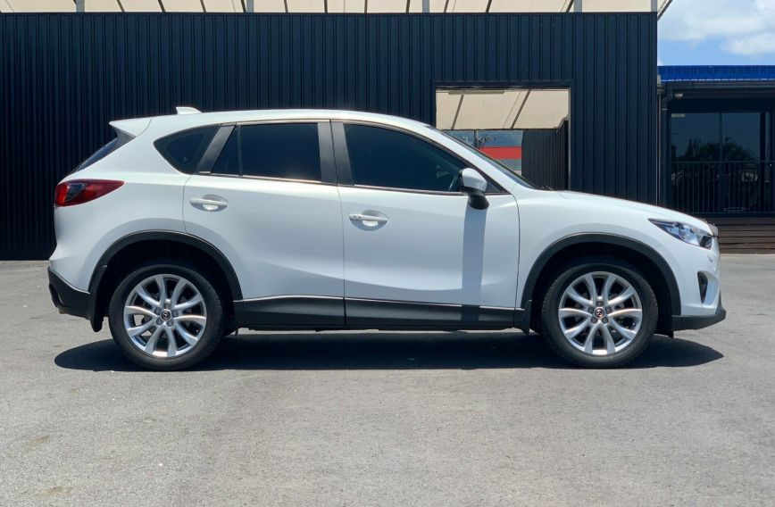 2012 MAZDA CX-5 Grand Touring  KE1021 Tw.Turbo WAGON