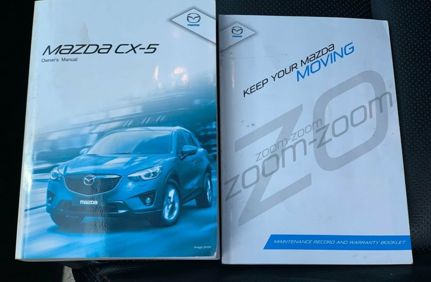 2012 MAZDA CX-5 Grand Touring  KE1021 Tw.Turbo WAGON