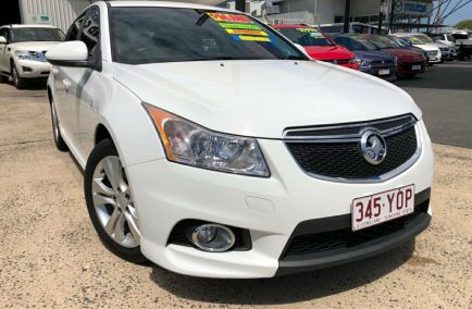 Used 2014 HOLDEN CRUZE JH Series II Hatchback 5dr SRi Spts Auto 6sp 1.6T