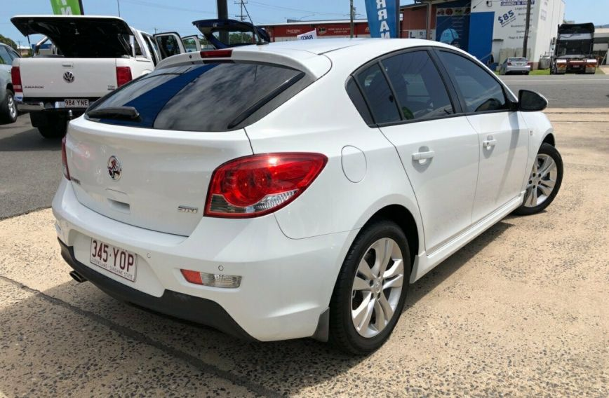 2014 HOLDEN CRUZE SRi  JH Series II Turbo HATCHBACK