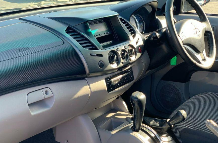 2009 MITSUBISHI TRITON GLX-R  MN Turbo UTILITY Dual Cab