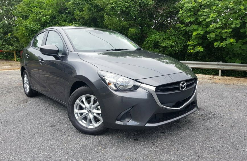 2018 MAZDA 2 Maxx  DL2SAA  SEDAN