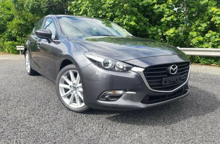 New 2018 MAZDA 3 BN5436 Hatchback 5dr SP25 SKYACTIV-MT 6sp 2.5i
