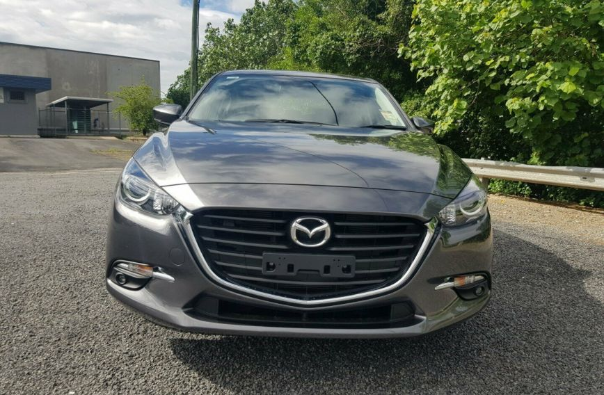 2018 MAZDA 3 SP25  BN5436  HATCHBACK