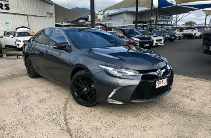 Used 2017 TOYOTA CAMRY ASV50R Sedan 4dr RZ Spts Auto 6sp 2.5i 635kg