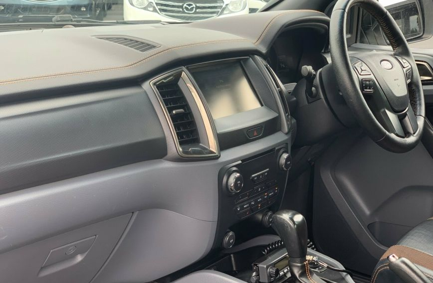 2015 FORD RANGER Wildtrak  PX MkII Turbo UTILITY Dual Cab