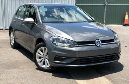 New 2018 VOLKSWAGEN GOLF 7.5 Hatchback 5dr 110TSI Trendline Man 6sp 1.4T