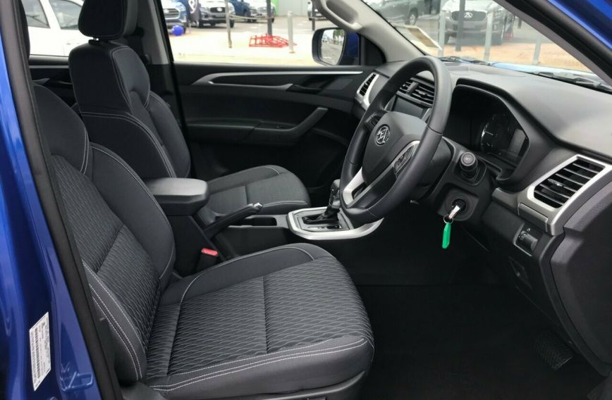 2018 LDV T60 PRO  SK8C Turbo UTILITY Dual Cab