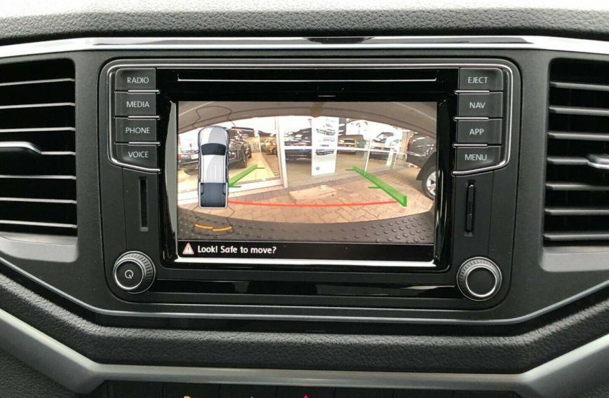 2018 VOLKSWAGEN AMAROK TDI550 Dark Label 2H Turbo UTILITY Dual Cab