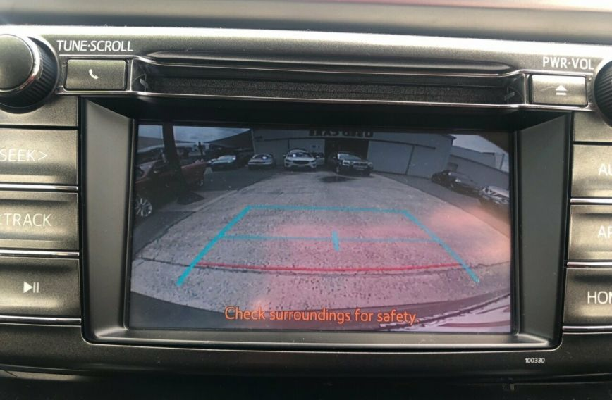 2015 TOYOTA RAV4 GXL  ALA49R Turbo Wagon