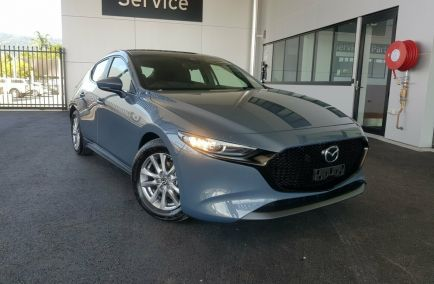 New 2019 MAZDA 3 BP2H7A Hatchback 5dr G20 Pure SKYACTIV-Drive 6sp 2.0i