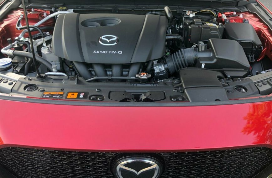 2019 MAZDA 3 G20 Pure BP2H7A  Hatchback