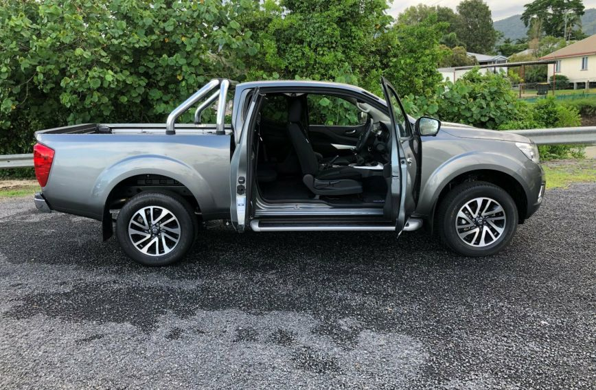2018 NISSAN NAVARA ST-X  D23 S3 Tw.Turbo UTILITY Extended Cab