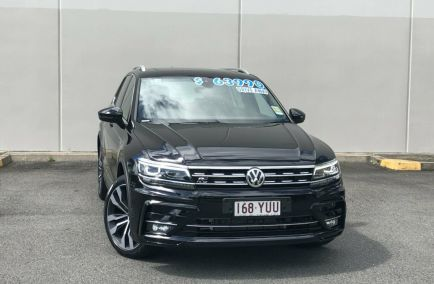 Demo 2019 VOLKSWAGEN TIGUAN 5N Wagon 5dr 162TSI Highline DSG 7sp 4MOTION 2.0T