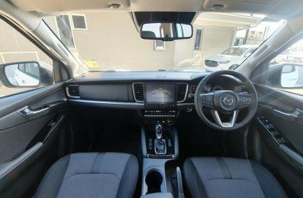 2021 MAZDA BT-50 XTR  TFS40J Turbo Dual Cab Utility