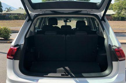 2018 VOLKSWAGEN TIGUAN 132TSI Comfortline Allspace 5N Turbo Wagon