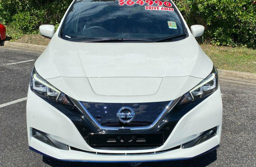 2021 NISSAN LEAF e+  ZE1  Hatchback