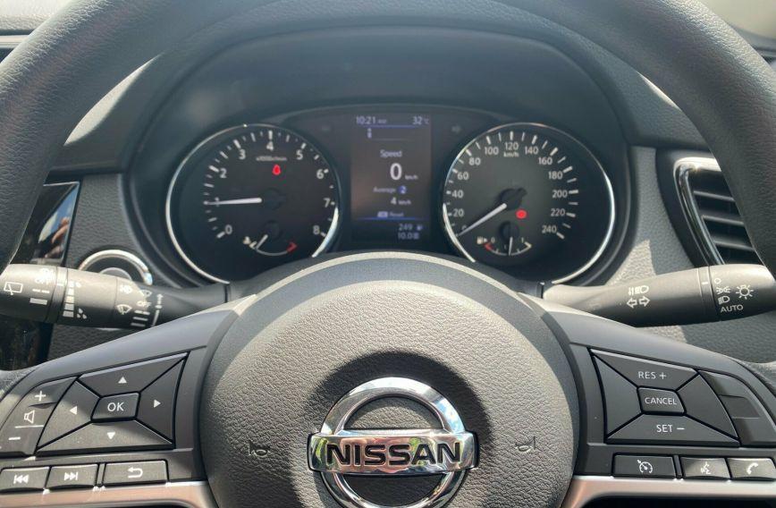 2021 NISSAN X-TRAIL ST  T32  Wagon