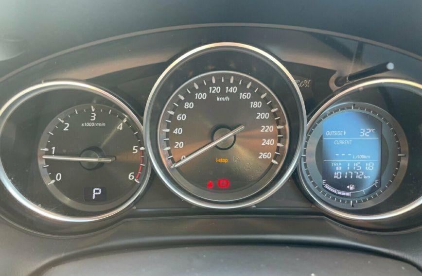 2014 MAZDA CX-5 Maxx Sport KE1022 Tw.Turbo Wagon