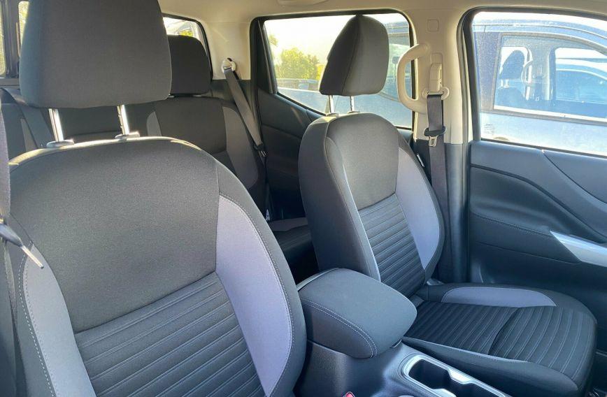 2021 NISSAN NAVARA ST  D23 Tw.Turbo UTILITY Dual Cab