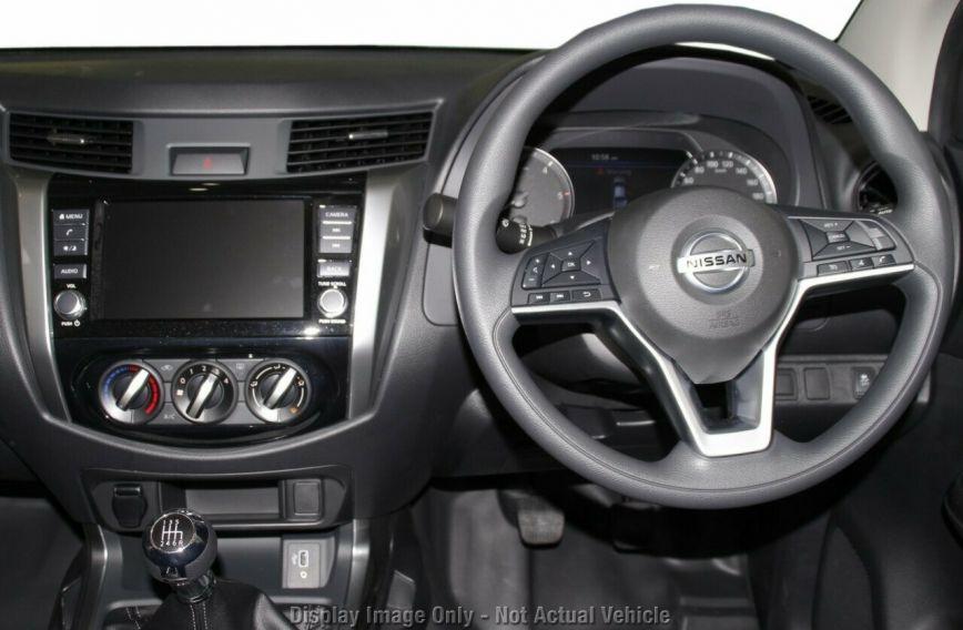 2021 NISSAN NAVARA SL  D23 Turbo Dual Cab Utility