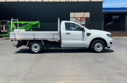 2015 FORD RANGER XL  PX MkII Turbo Single Cab Chassis Utility