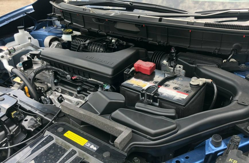 2019 NISSAN X-TRAIL ST  T32 Series II  Wagon