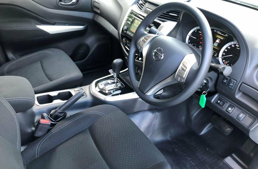2018 NISSAN NAVARA SL  D23 S3 Tw.Turbo UTILITY Dual Cab