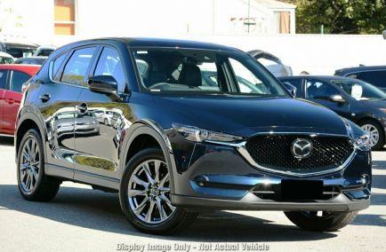 New 2020 MAZDA CX-5 KF4WLA Akera Wagon 5dr SKYACTIV-Drive 6sp i-ACTIV AWD 455kg 2.5T