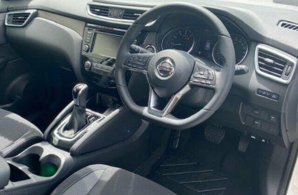 2020 NISSAN QASHQAI ST  J11 Series 3  Wagon