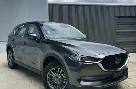 New 2020 MAZDA CX-5 KF4WLA Touring Wagon 5dr SKYACTIV-Drive 6sp i-ACTIV AWD 499kg 2.5i