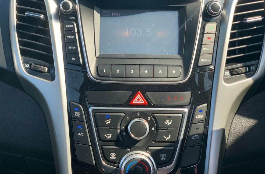 2015 HYUNDAI I30 Active  GD3 Series II  HATCHBACK