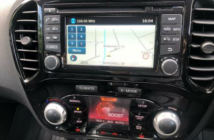 2018 NISSAN JUKE Ti-S  F15 Series 2 Turbo Hatchback