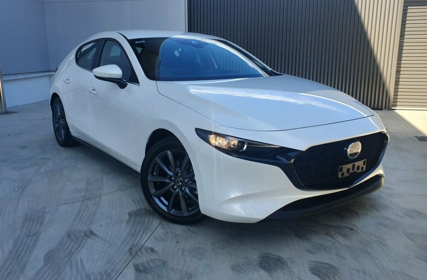 2020 MAZDA 3 G20 Evolve BP2H7A  Hatchback
