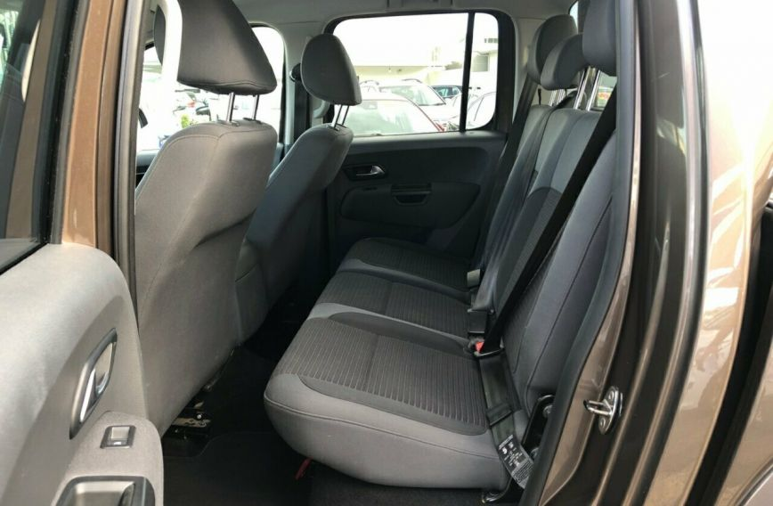 2014 VOLKSWAGEN AMAROK TDI420 Highline 2H Tw.Turbo UTILITY Dual Cab