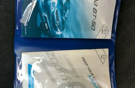 2014 MAZDA BT-50 XTR  UP0YF1 Turbo Dual Cab Utility