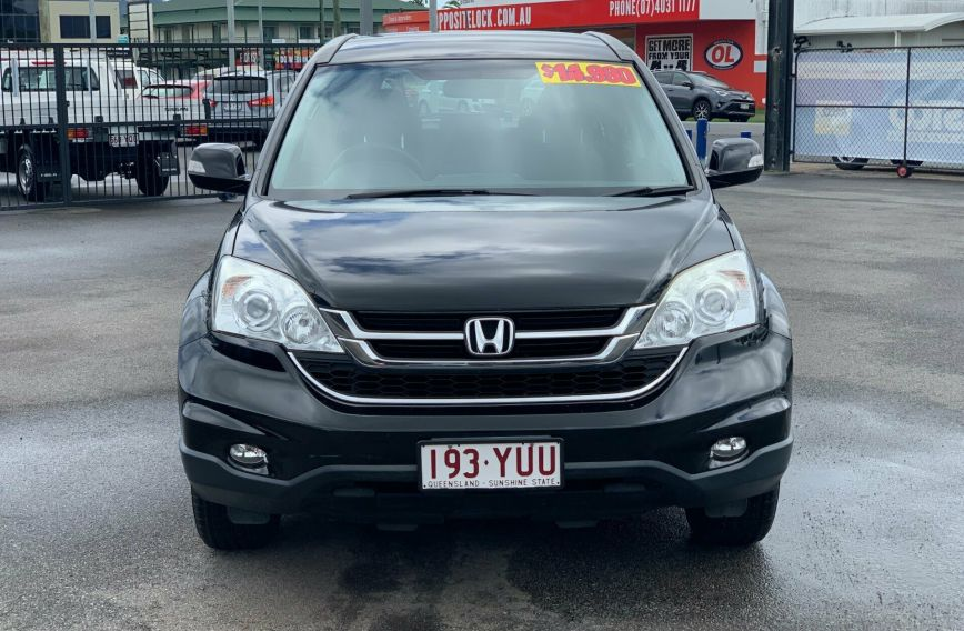 2010 HONDA CR-V Limited Edition  RE  WAGON