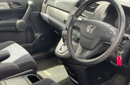 2010 HONDA CR-V Limited Edition  RE  Wagon