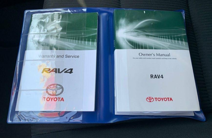 2014 TOYOTA RAV4 GX  ZSA42R  Wagon