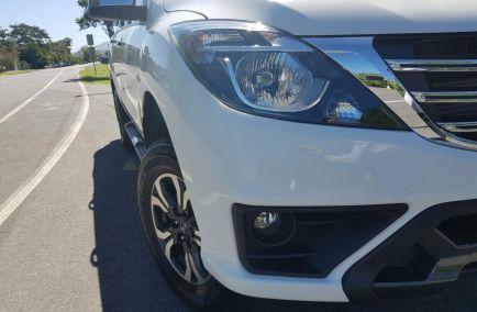 2018 MAZDA BT-50 XTR  UR0YG1 Turbo Dual Cab Utility