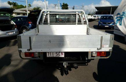 2011 NISSAN NAVARA ST-R  D22 Turbo Dual Cab Utility