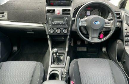 2013 SUBARU FORESTER 2.0i-L  S4  Wagon