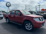 2011 NISSAN NAVARA for sale in Cairns