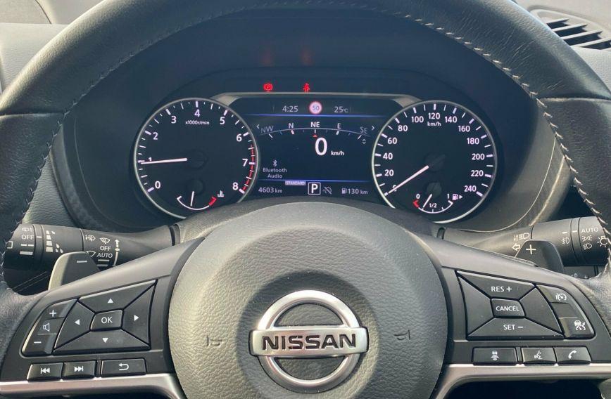 2020 NISSAN JUKE ST-L  F16 Turbo HATCHBACK